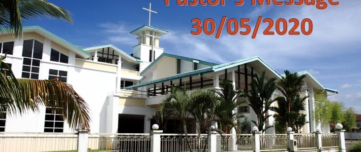 Pastor Message #06